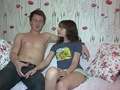 Intimate sex tape